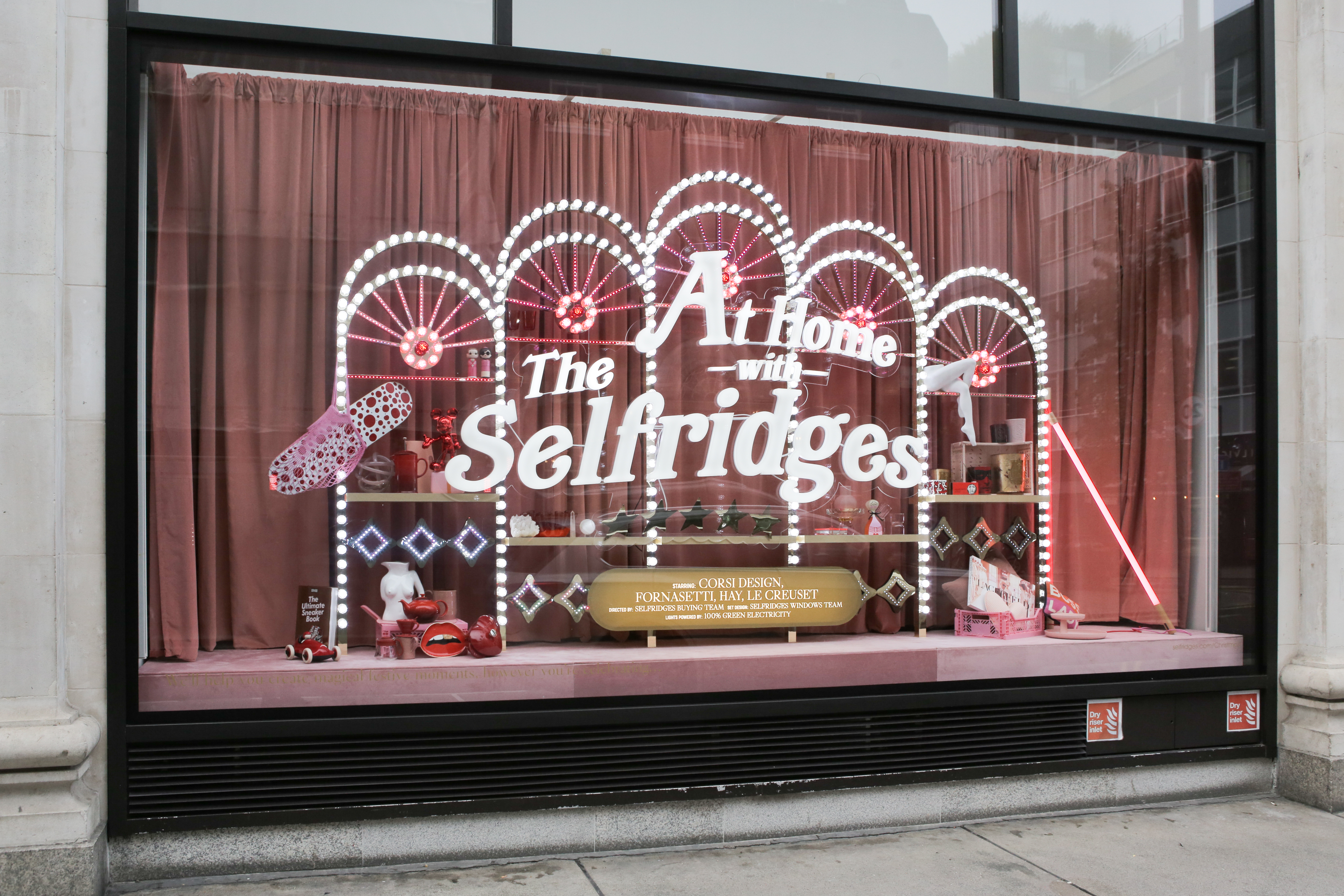 Selfridges debuts 'Once Upon a Christmas' festive campaign
