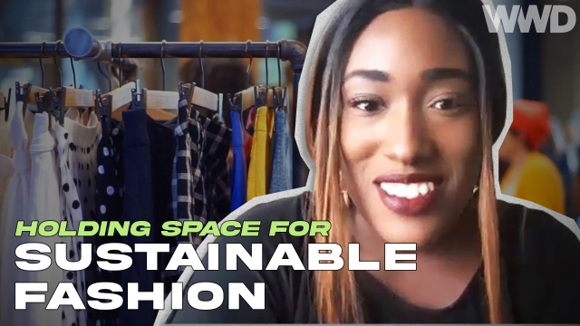 Brittany Sierra, founder of the Sustainable