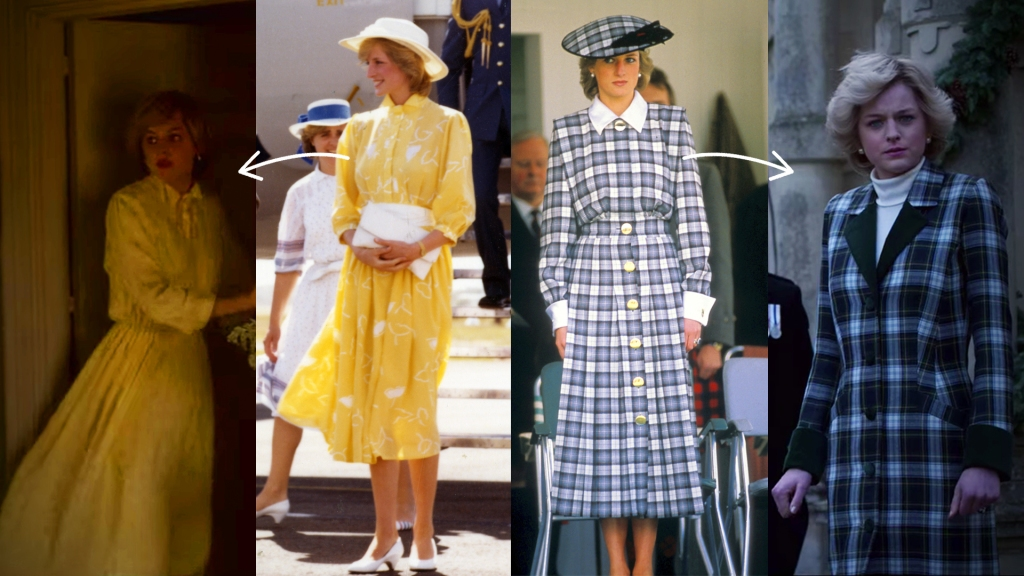 Video: How Princess Diana's Fashion Choices