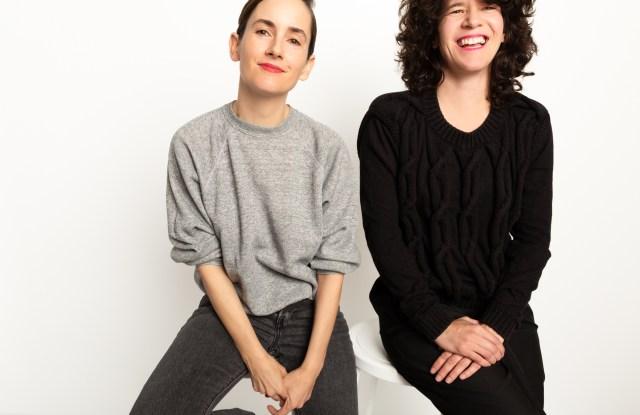 Karla Welch, left, and Sasha Markova, cofounders of The Period Company.