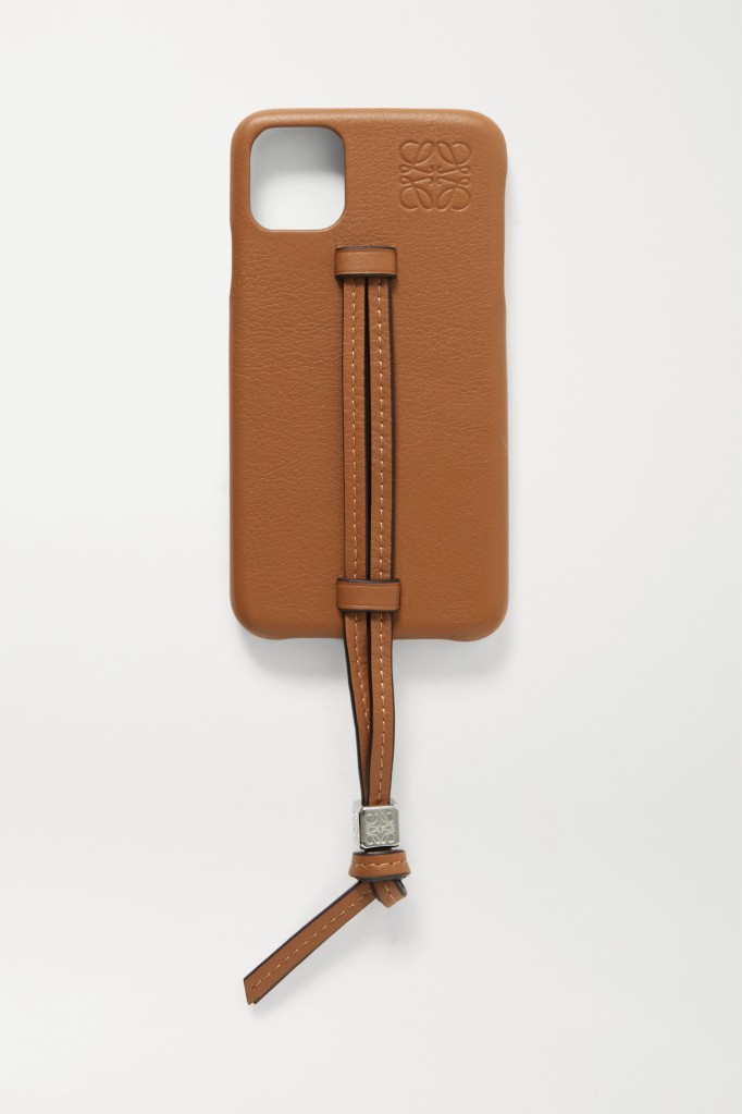 Christmas Gifts 2020 Loewe Leather iPhone 11 Case
