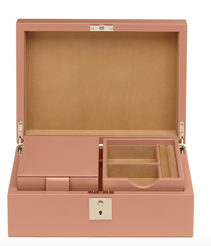 Christmas Gifts 2020 Smythson Jewelry Box