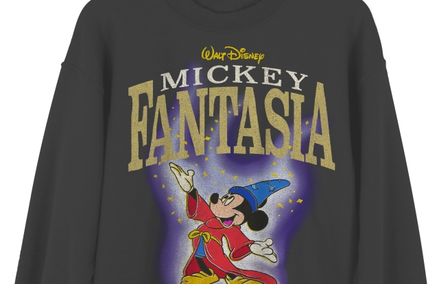 """A """"Fantasia"""" sweatshirt as part of a limited-edition collection for Urban Outfitters."""