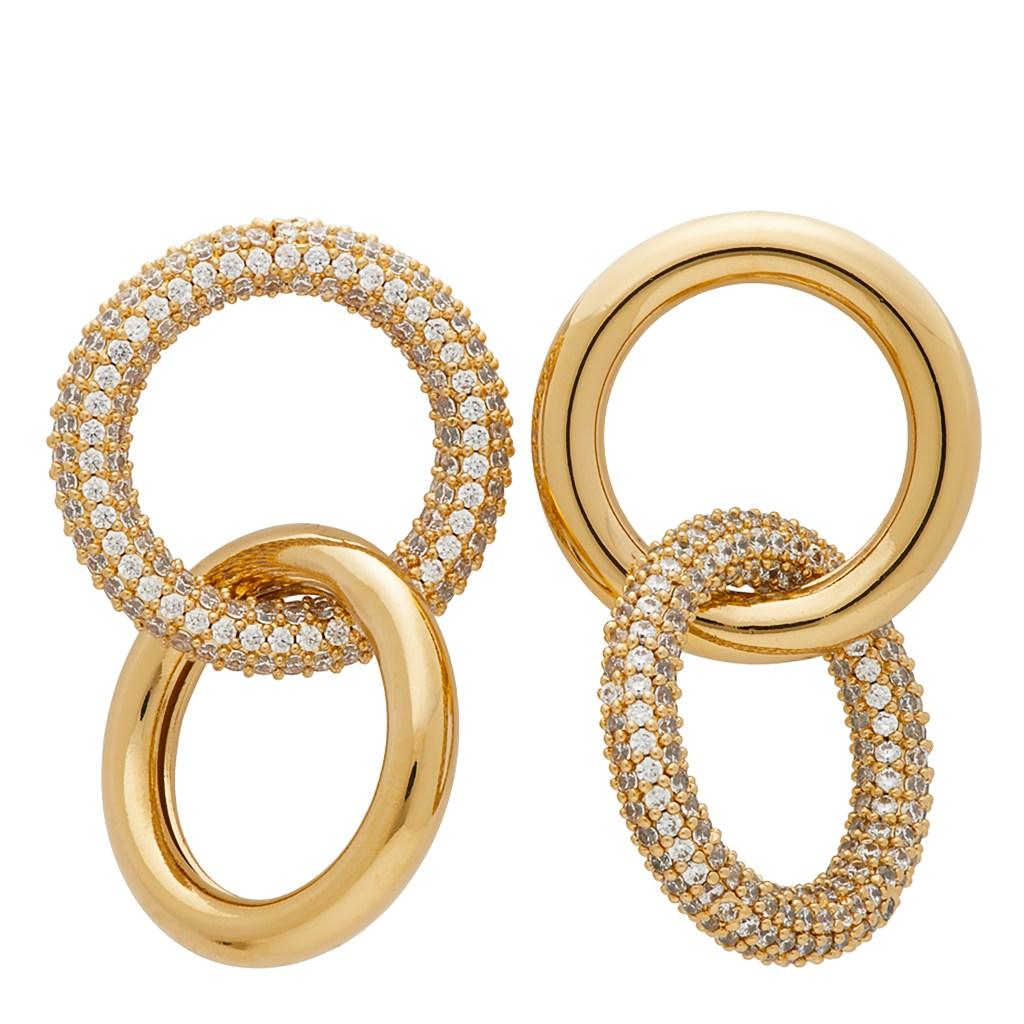 Christmas Gifts 2020 SSENSE Numbering Hoop Earrings