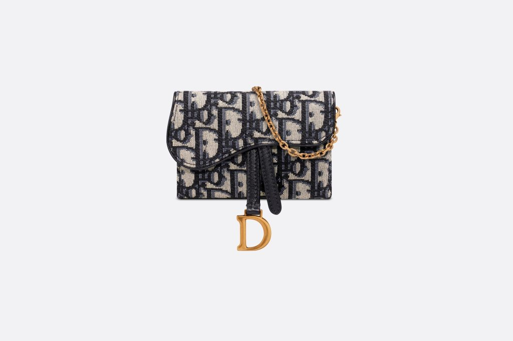 Christmas Gifts 2020 Christian Dior Nano Saddle Bag