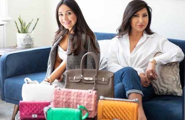Sellier co-founders Hanushka Toni and her mother Dina Ibrahimova
