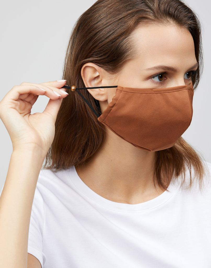 Christmas Gifts 2020 Lafayette148 Face Mask for City Harvest