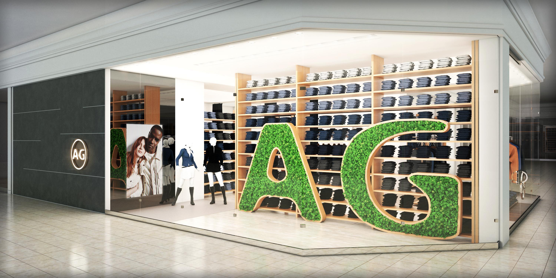 AG shop Phipps Plaza Atlanta