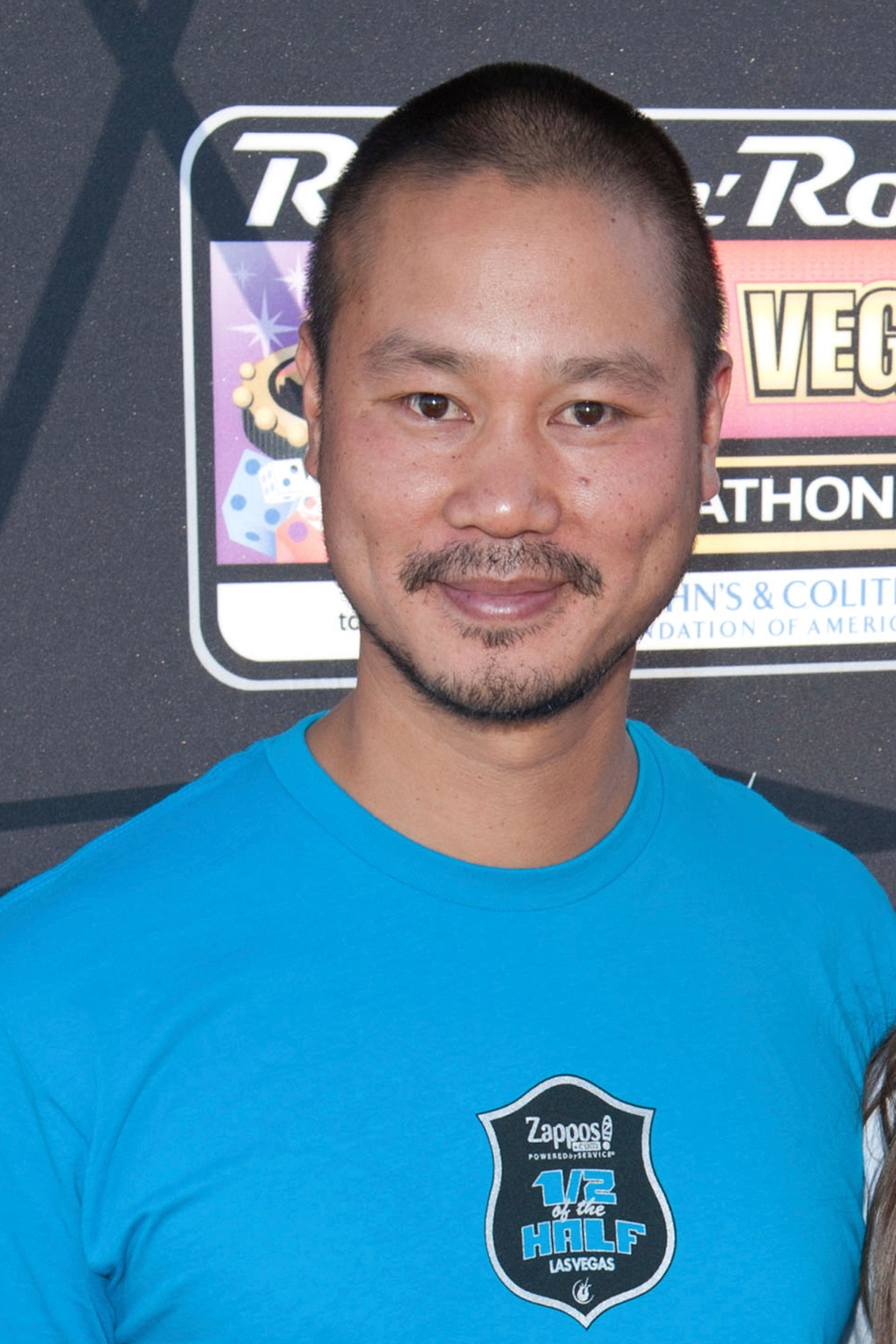 **FILE PHOTO** Former Zappos CEO Tony Hsieh, Has Passed Away at 46. LAS VEGAS, NV - November 17: Tony Hsieh at Las vegas Rock n Rol Marathon in Las Vegas, Nevada. Credit: Erik Kabik Photography/MediaPunch. /IPX
