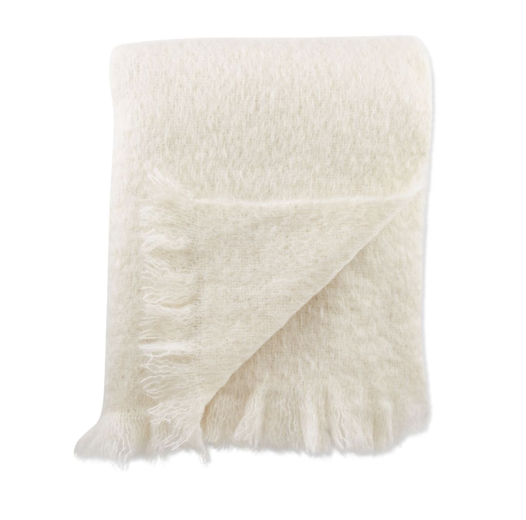 Christmas Gifts 2020 Avoca mohair throw blankets