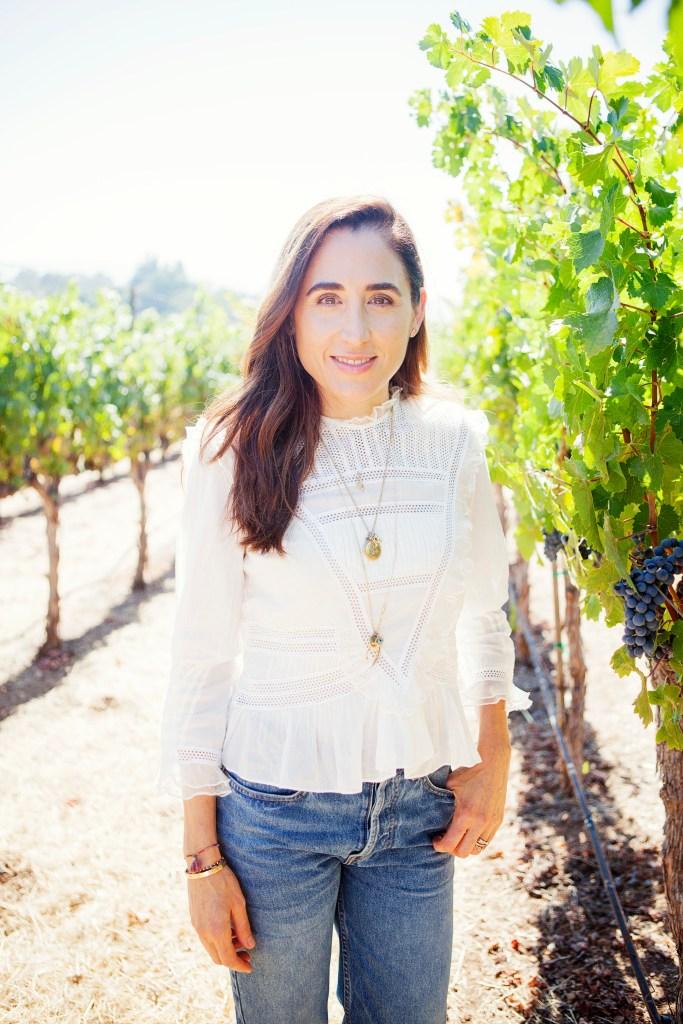 April Gargiulo of Vintner's Daughter.
