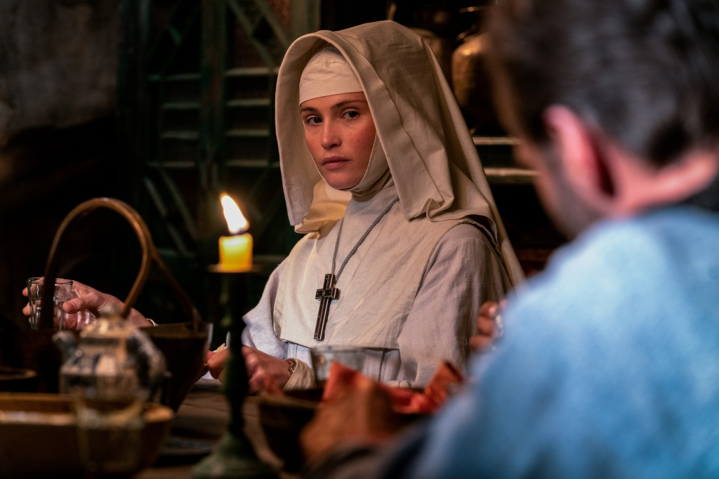Gemma Arterton as Sister Clodagh. CR: Miya Mizuno/FX