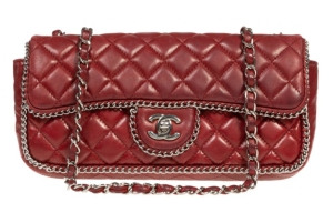 A Chanel bag on the Wardrobe site.