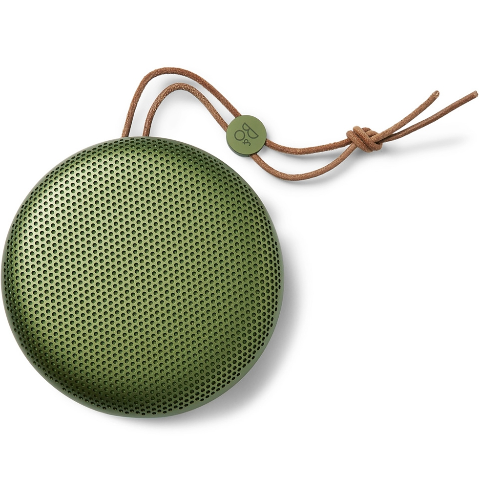 Holiday Gifts 2020 Bang & Olufsen Portable Bluetooth Speaker