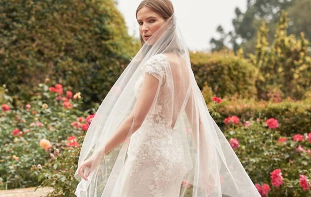 Bliss Monique Lhuillier Bridal Fall 2021