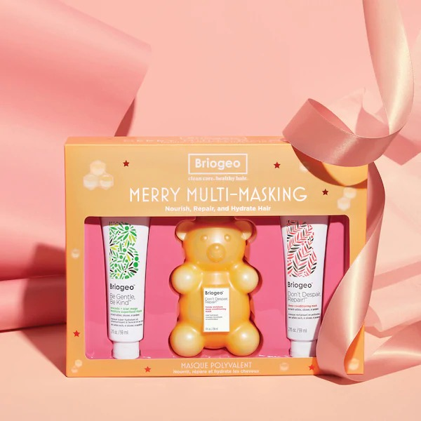 Briogeo Merry Multi-Masking Kit