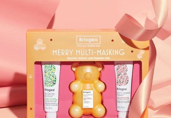Briogeo Merry Multi-Masking Kit