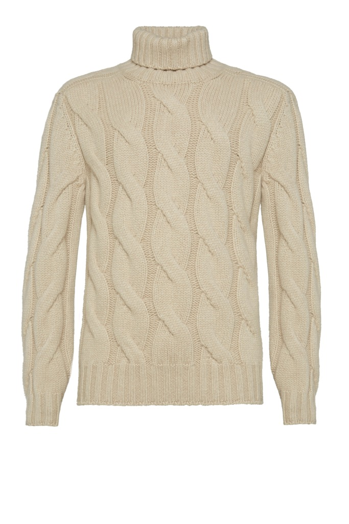 Christmas Gifts 2020 Brunello Cucinelli cashmere turtleneck