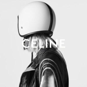 Celine Homme Exclusive Pop-Up Campaign Images Shot by Hedi Slimane.