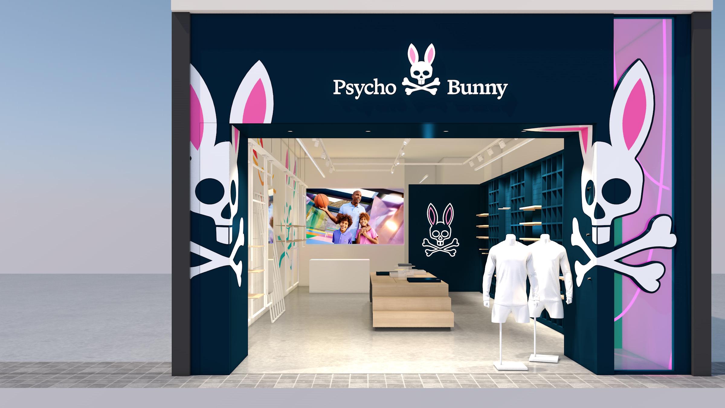 Psycho Bunny Century City, Calif.