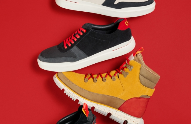 The Cole Haan x Hasan Minhaj collection.