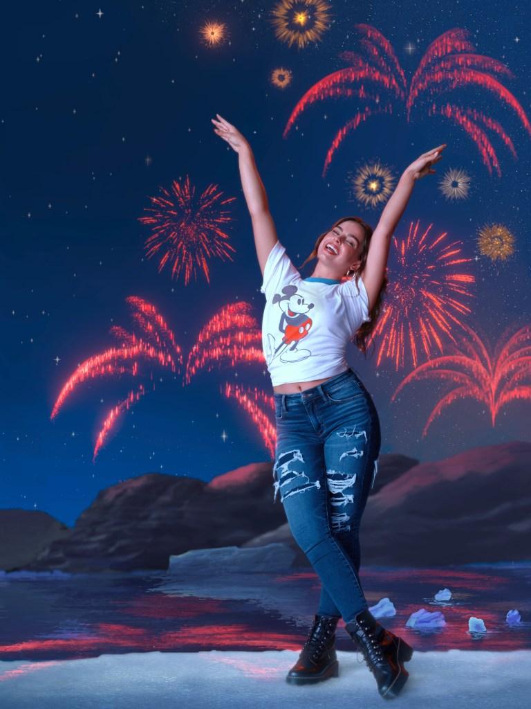 American Eagle Disney holiday collaboration