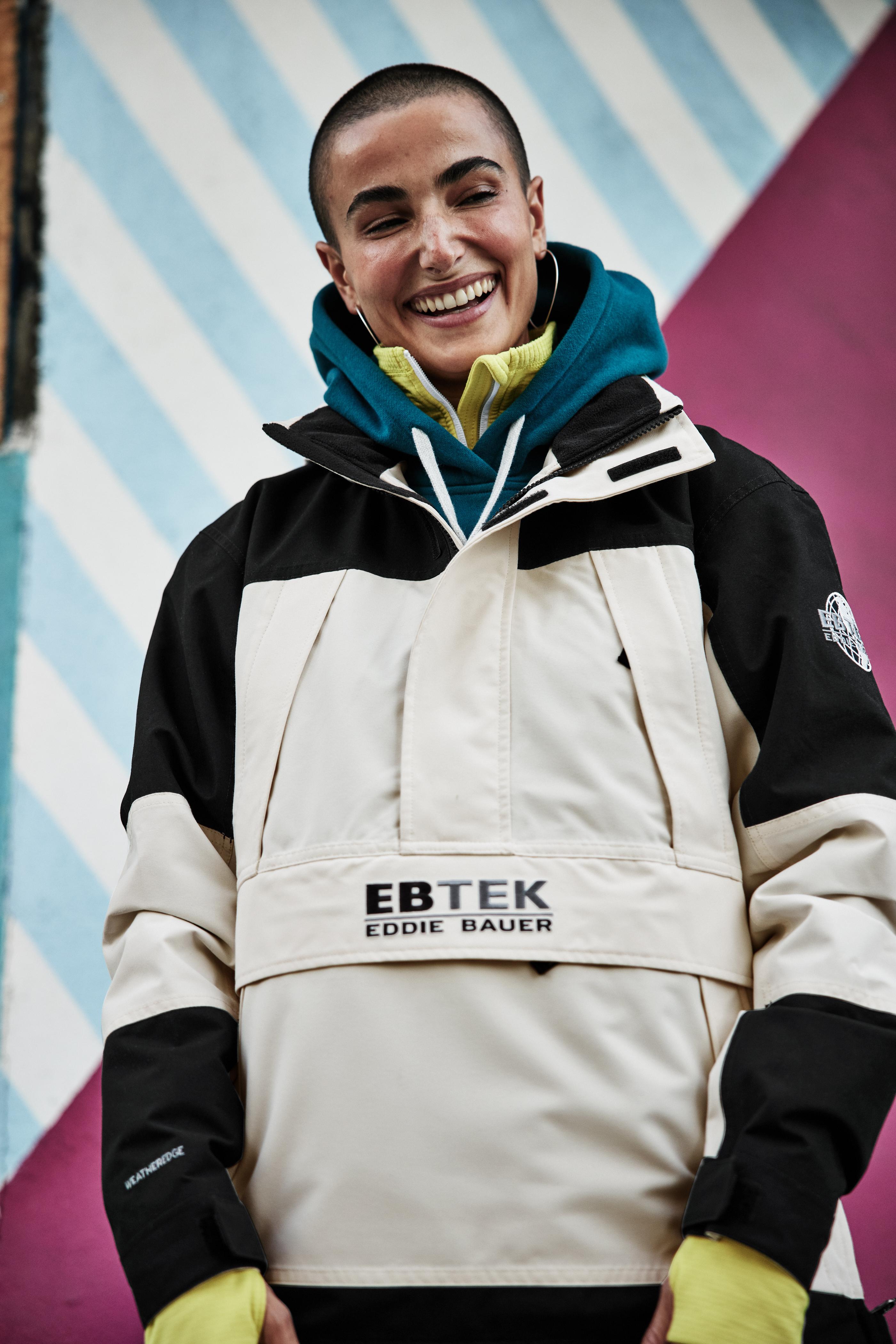 Eddie Bauer Relaunches EBTek Activewear
