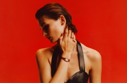 Net-a-Porter's fine watches and jewelry campaign
