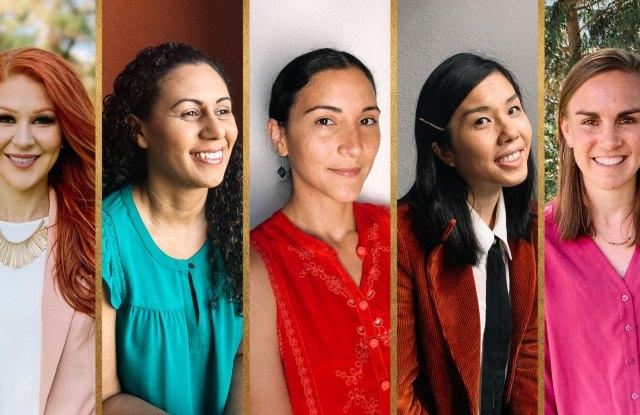 L'Oréal For Women in Science 2020 Fellows
