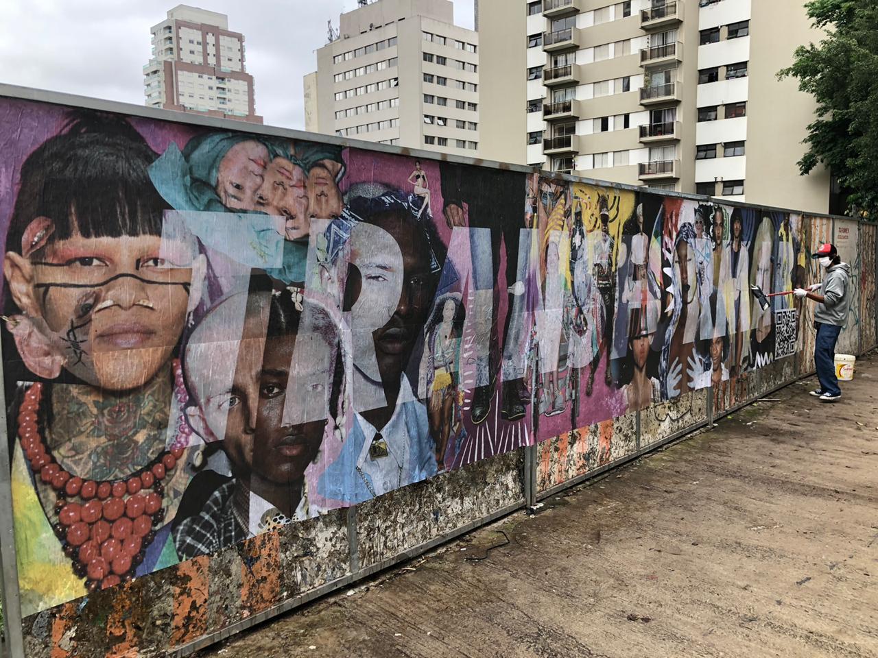 SPFW Murals