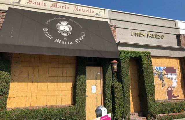 L.A. stores