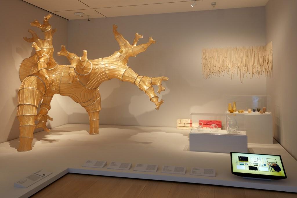 Installation view of Broken Nature, The Museum of Modern Art, New York, November 21, 2020 – August 15, 2021. © 2020 The Museum of Modern Art.