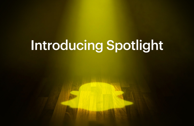 Snap rolls out Spotlight, a new video platform that seems to take direct aim at TikTok.