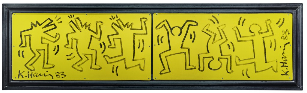 """Keith Haring """"Untitled"""""""