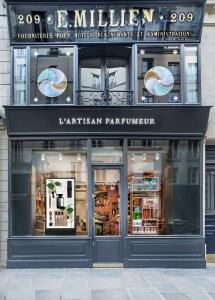 L'Artisan Parfumeur's Paris flagship