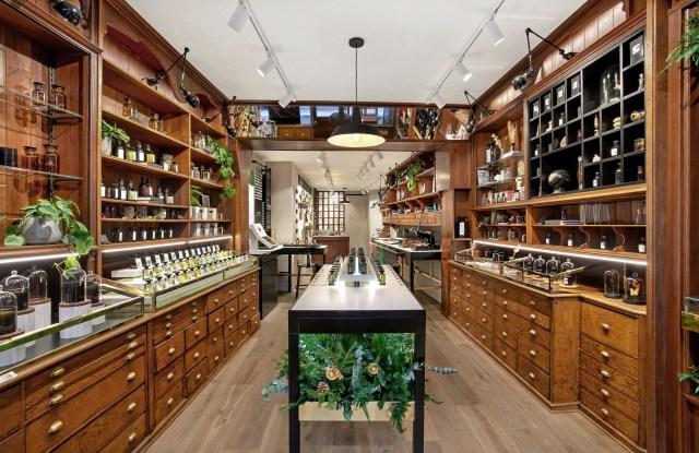 Inside L'Artisan Parfumeur's Paris flagship