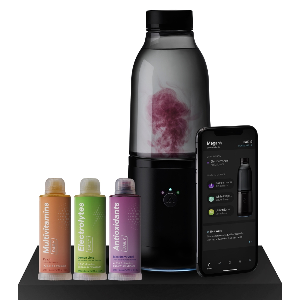 Christmas Gifts 2020 LifeFuels Smart Bottle