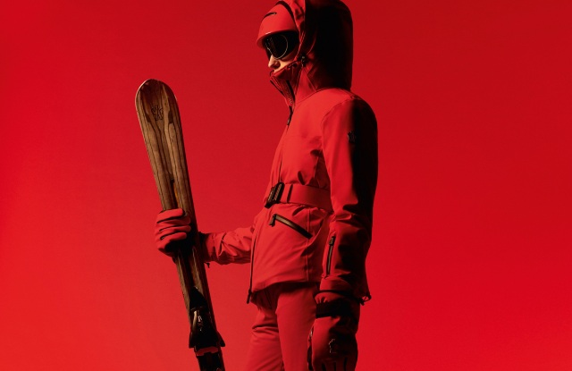 A look from the Moncler Grenoble fall '20 collection.