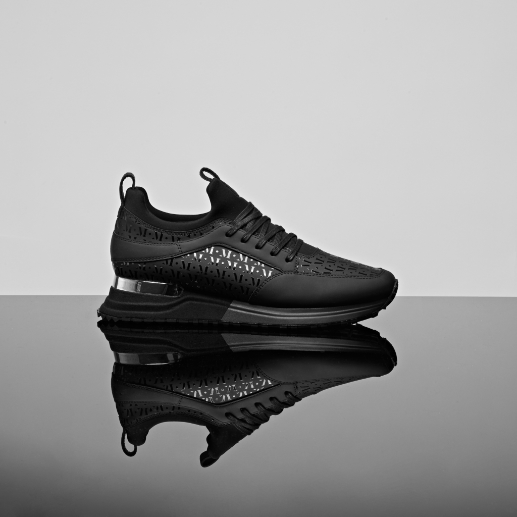 """The """"Archway"""" sneaker from Mallet London."""