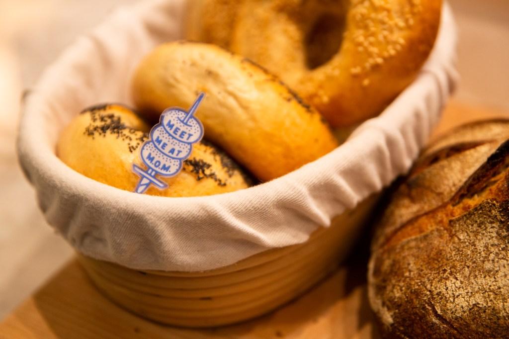 Straussie's bagels