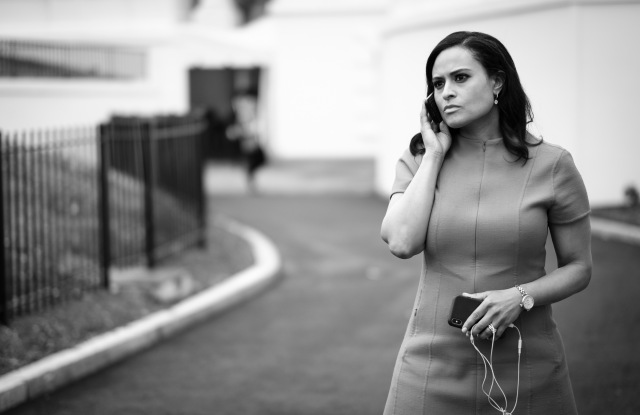 Catching Up With Kristen Welker of NBC News