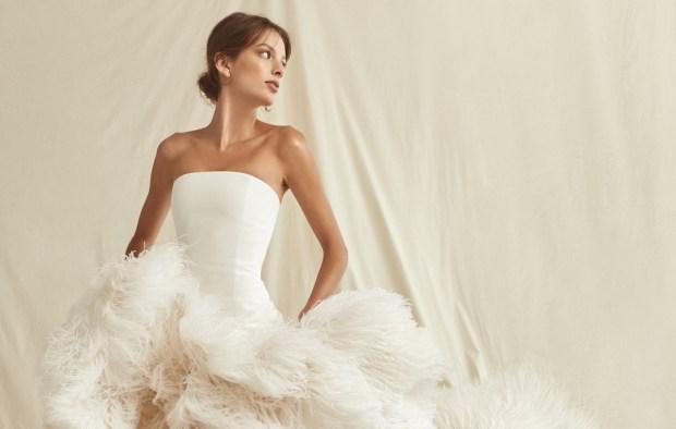 Oscar de la Renta Bridal Spring 2021