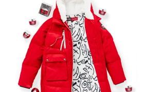 The Olay x Orolay coat