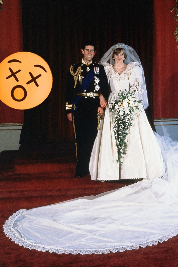 Princesse Diana, 1981.