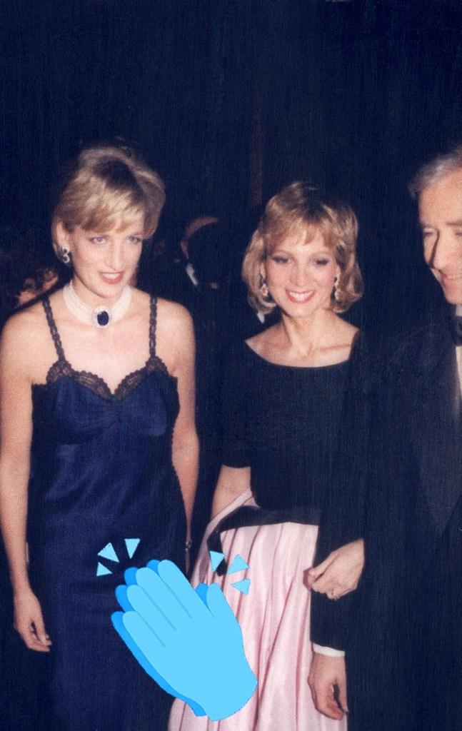 Princesse Diana, 1996.
