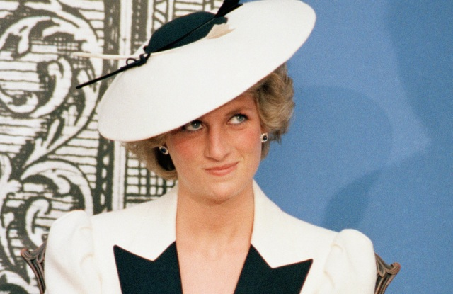 Royal Red Carpet: Inside Princess Diana's Iconic Style - cover