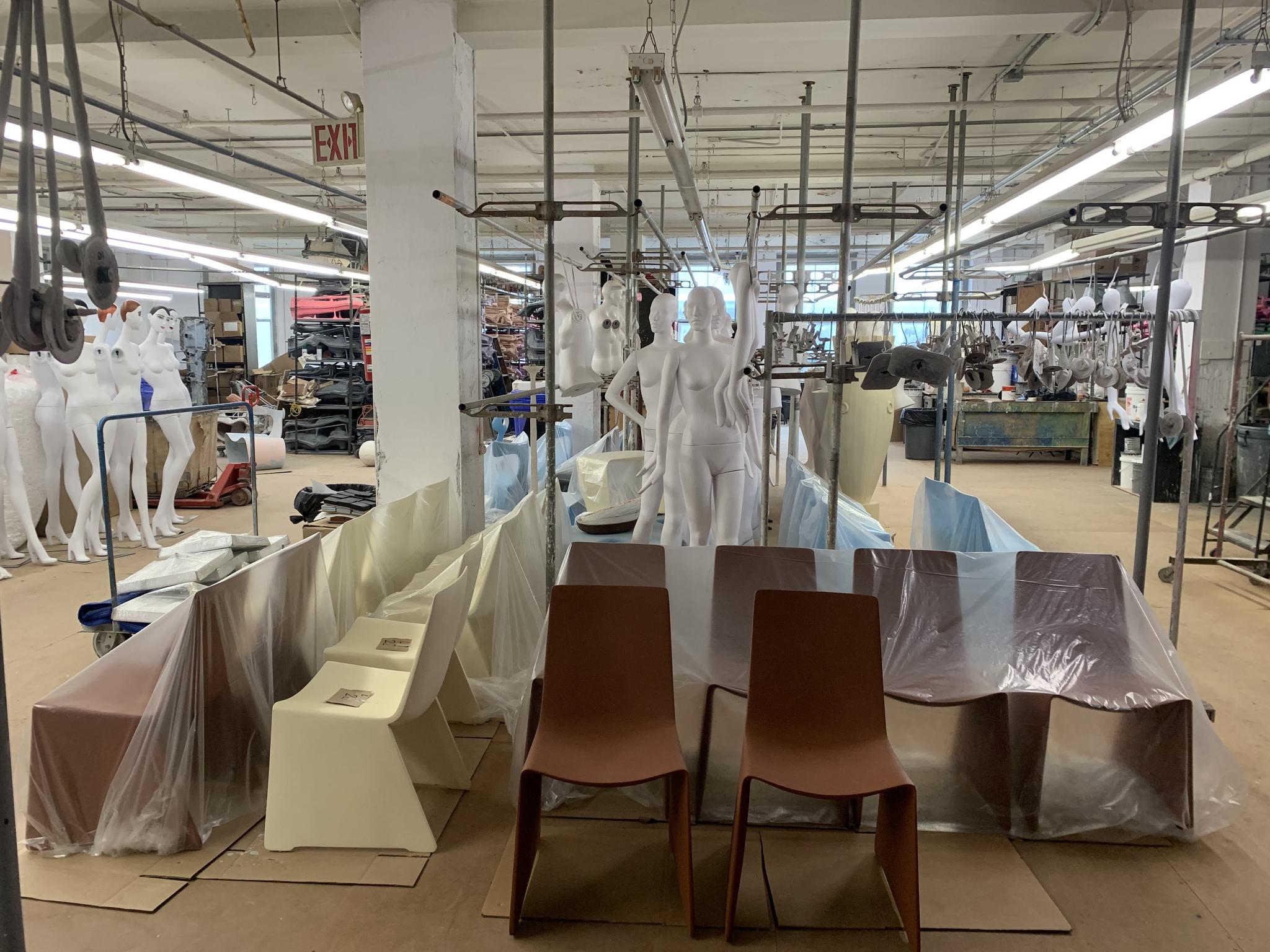 Ralph Pucci Factory