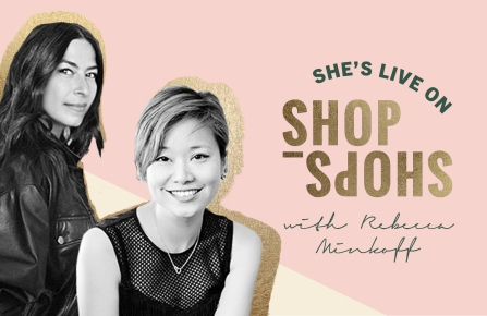 ShopShops Rebecca Minkoff