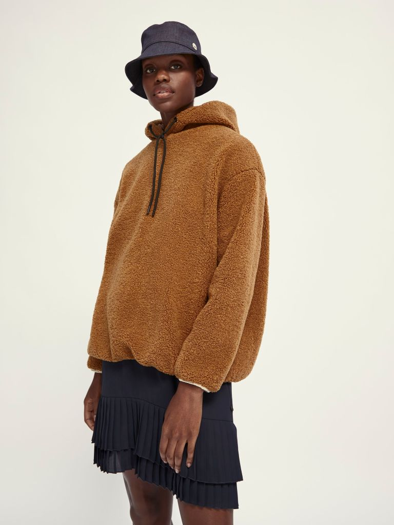 Christmas Gifts 2020 Scotch & Soda teddy hoodie