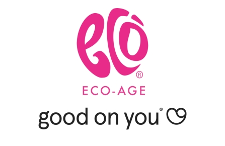 The Eco-Age and Good On You logos.